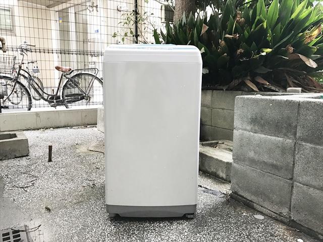 日立の縦型洗濯機詳細画像1