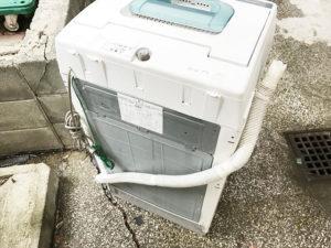 日立の縦型洗濯機詳細画像3