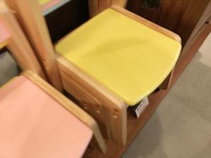 パイン材子供椅子詳細画像7