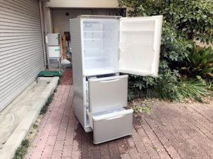 シャープの3ドア冷蔵庫詳細画像12