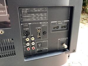 東芝22インチテレビ詳細画像6