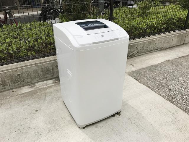 ハイアールの2016年製洗濯機