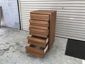 起立木工ミニチェスト詳細画像10