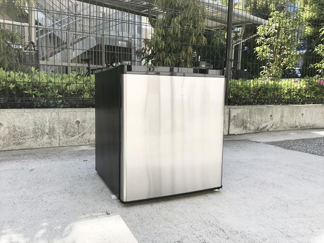 エレクトロラックス1ドア冷蔵庫詳細画像1