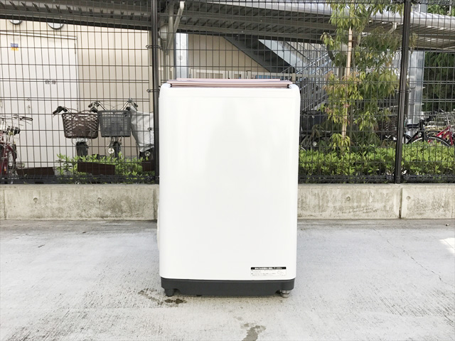 日立の7KG洗濯機詳細画像1