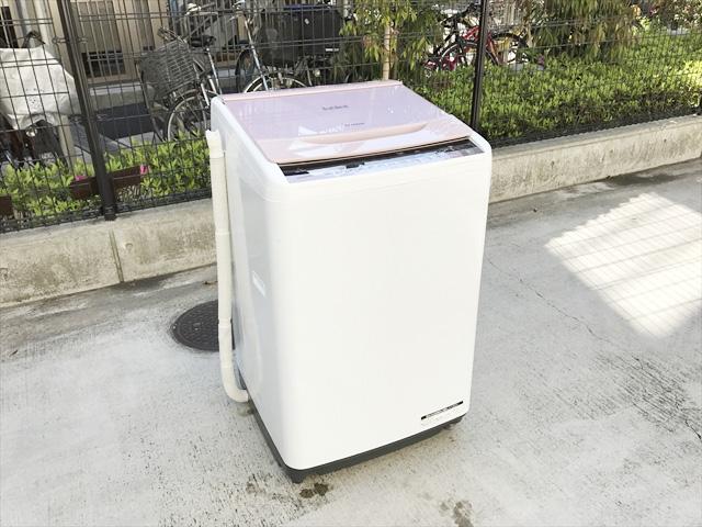 日立の7KG洗濯機