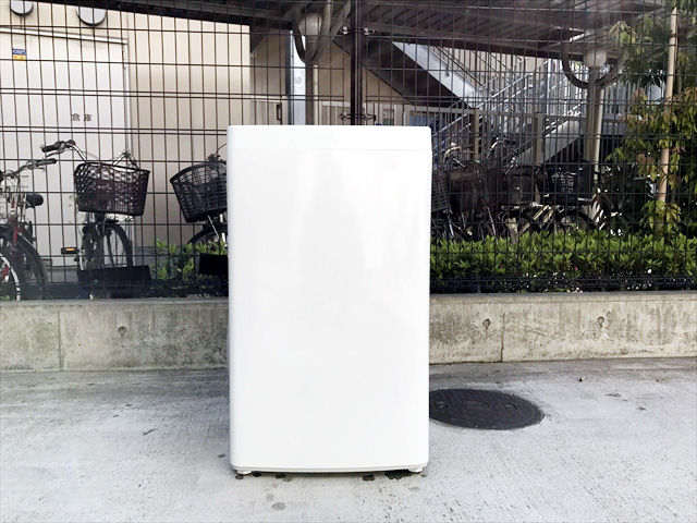 ハイアール5.5KG洗濯機詳細画像1