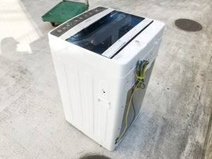ハイアール5.5KG洗濯機詳細画像4