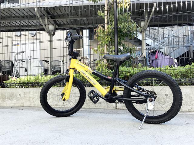 スペシャライズドのホットロック自転車