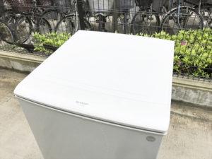 シャープ137L冷蔵庫詳細画像2