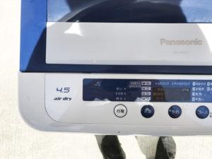 パナソニック2011年製洗濯機詳細画像8