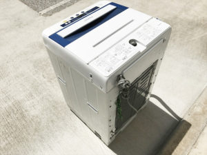 パナソニック2011年製洗濯機詳細画像5