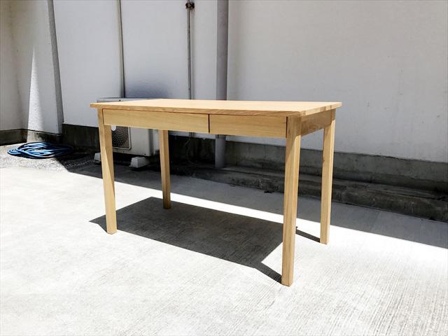 無印良品の机