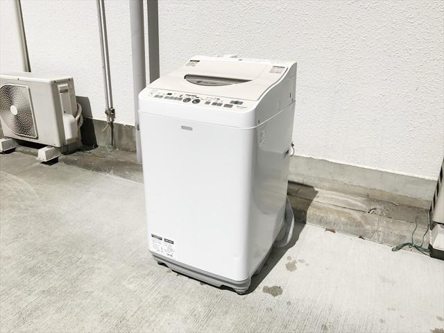 シャープ洗濯乾燥機