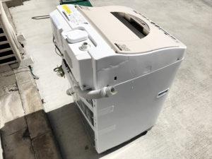 シャープ洗濯乾燥機詳細画像4