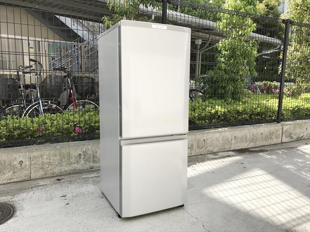 三菱147L冷蔵庫詳細画像1