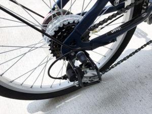 ジープ自転車詳細画像9