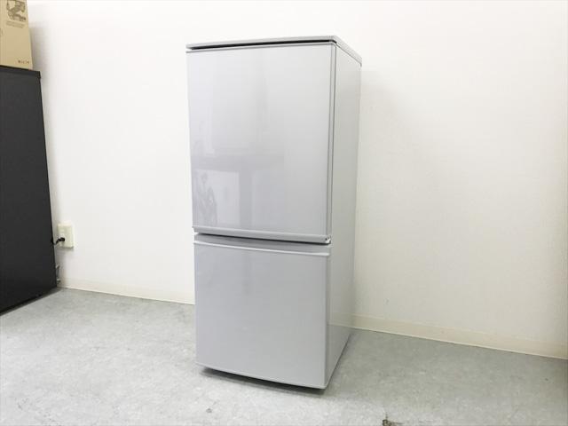 シャープ2ドア冷蔵庫詳細画像1