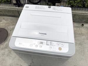 パナソニック洗濯機詳細画像2