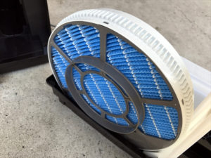 シャープ加湿空気清浄機詳細画像7