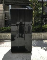 ハイアールの2010年製冷蔵庫