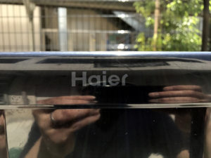ハイアールの冷蔵庫2010年製詳細画像6