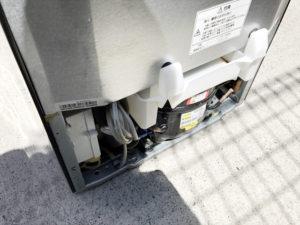 ハイアールの冷蔵庫2010年製詳細画像3