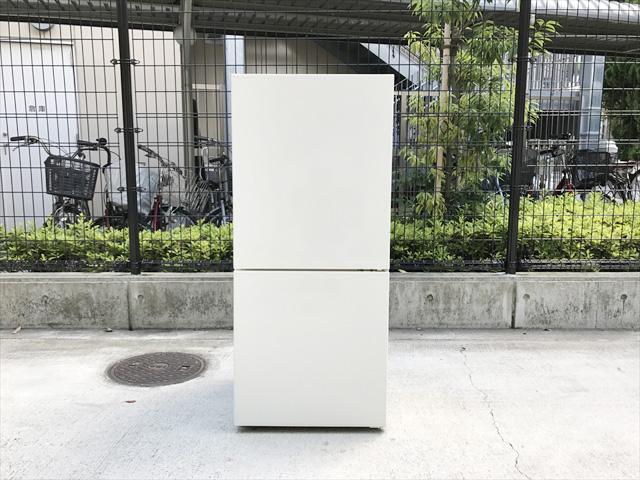 無印良品2ドア冷蔵庫