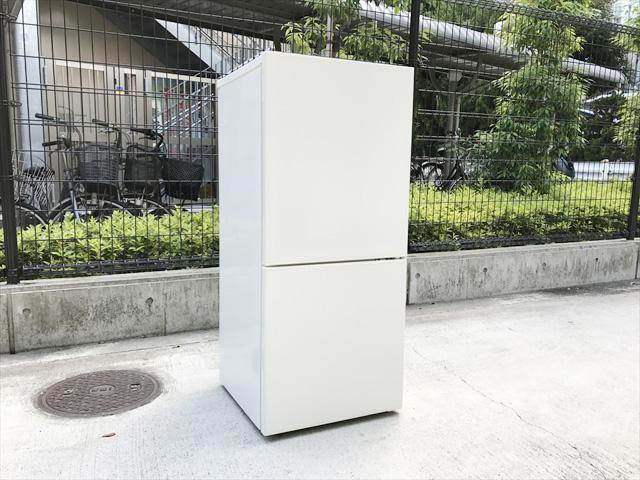 無印良品2ドア冷蔵庫詳細画像1
