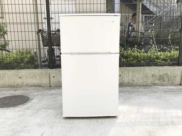 ハーブリラックスの冷蔵庫