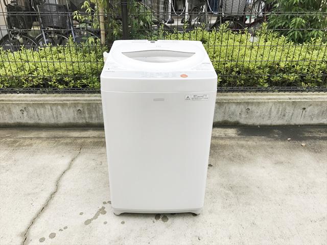 洗濯機 正面