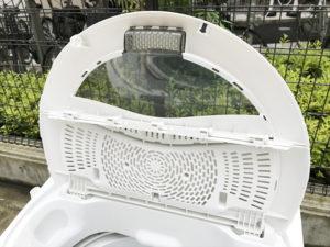 洗濯機 蓋