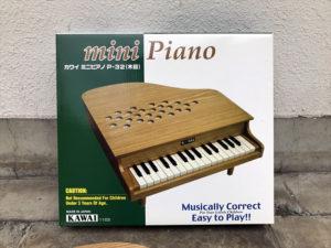 ミニピアノ 箱