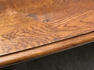 ダイニングテーブル 天板淵2