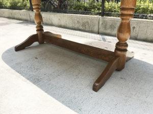 ダイニングテーブル 脚部