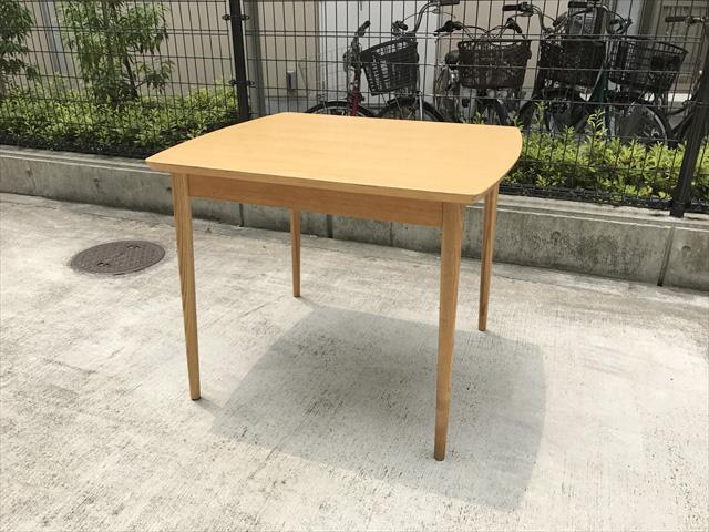 ダイニングテーブル モモナチュラル 買取