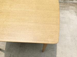 ダイニングテーブル 天板角4