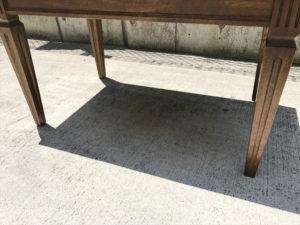 サイドテーブル 脚部