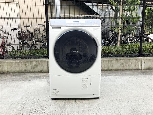 パナソニックプチドラム洗濯機