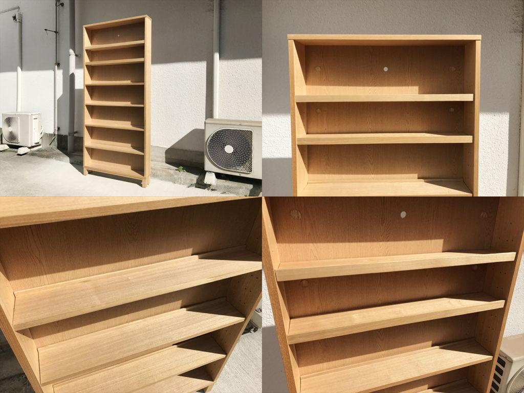 組み合わせて使える木製収納詳細画像2