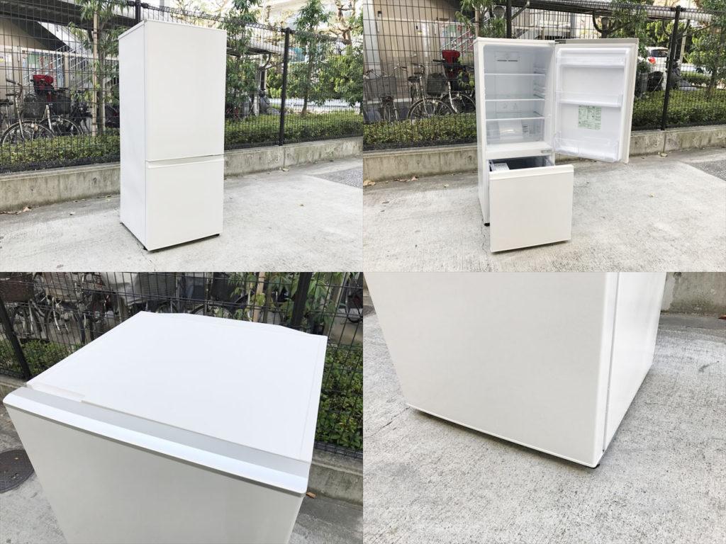 2ドア冷蔵庫(184L)詳細画像2