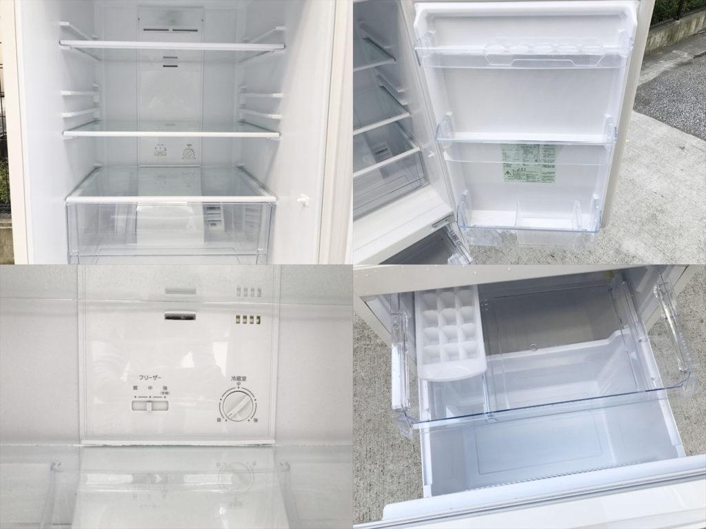2ドア冷蔵庫(184L)詳細画像3