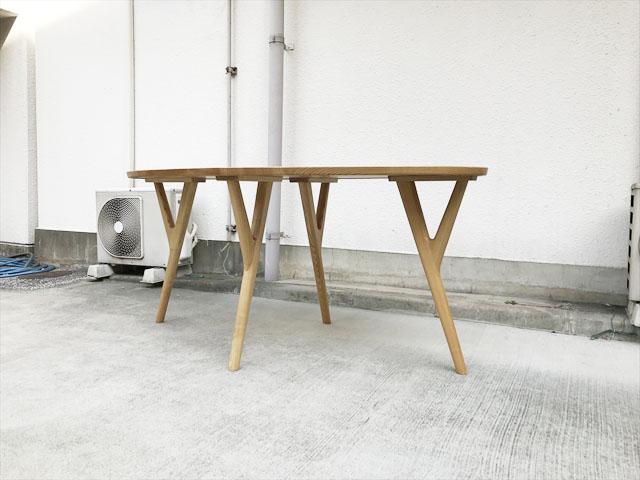 オーガダイニングテーブル詳細画像1