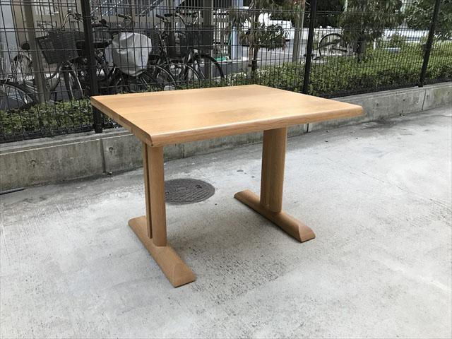 飛騨産業円空ダイニングテーブル