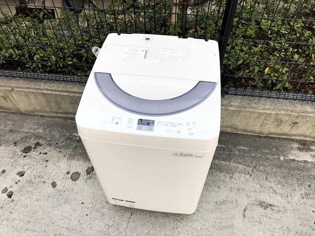 シャープ洗濯機