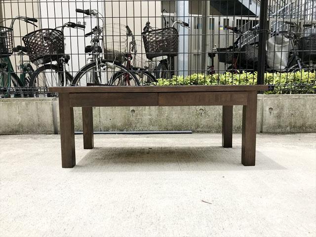 MUJIローテーブル