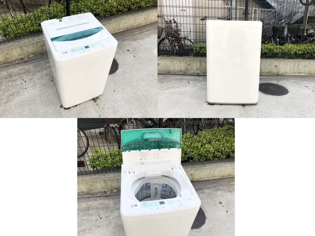 洗濯機詳細画像2