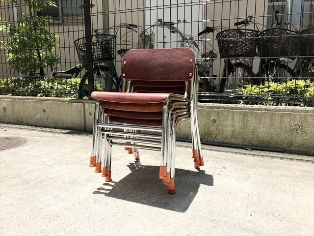 幼稚園幼児椅子