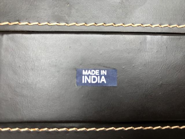 インド製スツール詳細画像2