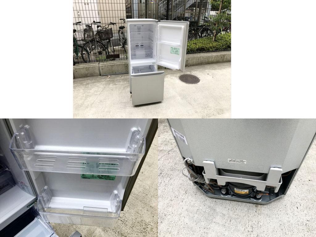 2ドア冷蔵庫詳細画像4
